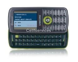 Samsung Gravity SIM Unlock Code