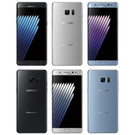 Samsung Galaxy Note 7 SIM Unlock Code
