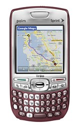 Palm Treo 755p SIM Unlock Code