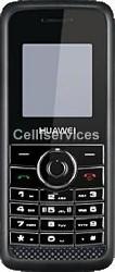 Huawei T210 SIM Unlock Code