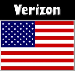 Verizon USA SIM Unlock Code