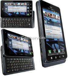 Motorola Droid 3 (XT860) SIM Unlock Code