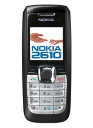 Nokia 2610 SIM Unlock Code
