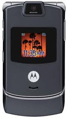 Motorola V3e SIM Unlock Code