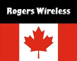 Rogers Wireless Canada SIM Unlock Code