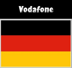Vodafone Germany SIM Unlock Code