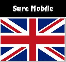 Sure Mobile United Kingdom (UK) SIM Unlock Code