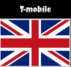 T-mobile United Kingdom (UK) SIM Unlock Code