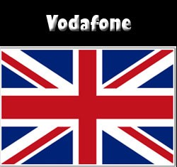 Vodafone United Kingdom (UK) SIM Unlock Code